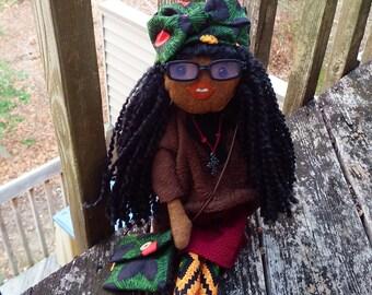 African-American doll Maye