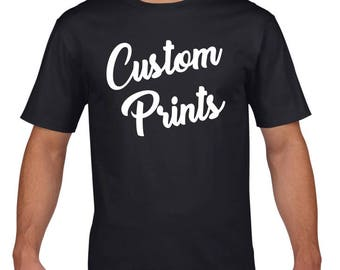 Custom Print Service
