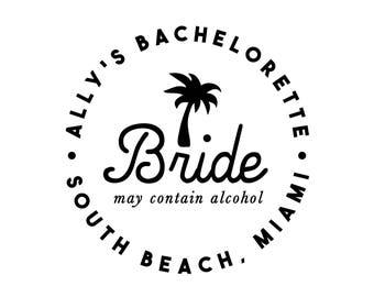 Bachelorette Logo Design