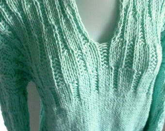 Sweater tube anti-allergenic cotton size and choice of colors