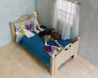 1/3 Scale Classic Post Bed for SD BJD
