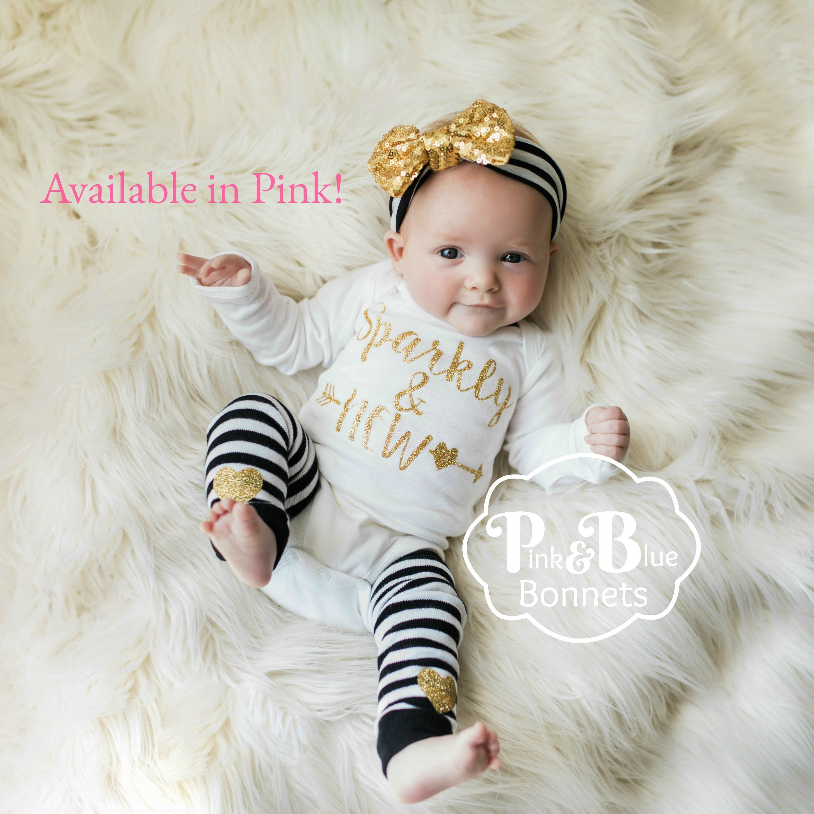 Newborn Girl Outfit For Baby Girl Newborn Outfit Take Home