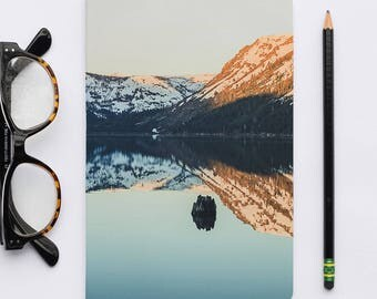 Journal | Tahoe: Fallen Leaf Lake 2114. Notebooks, Sketch Notebook, Journal, Writer's Notebook.