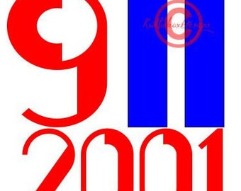 Never Forget Svg, 911 Svg, 2001 Svg, Patriot Day Svg, Twin Towers Svg, Dxf For Silhouette