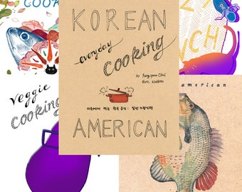 The Korea / American 5-Pack Bundle