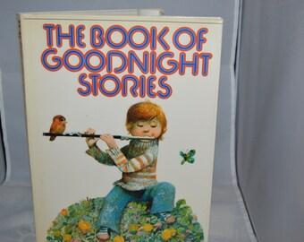 The Book of Goodnight Stories / Vratislav Stovicek / Exeter Books / 1987 / short stories / childrens book / book / fiction / childrens