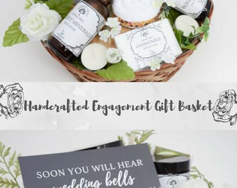 Engagement Congratulations Shipments - Gift Baskets Shipped Directly to the Couple! - Engagement Gift Boxes - Engagement Gift for Her -Gift