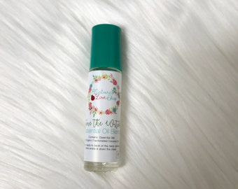 Tame The Witch Essential Oil, Aromatherapy, PMS Blend, Mood Swing Blend, Uplifting Blend, Hormone Balance Oil, Holistic Care