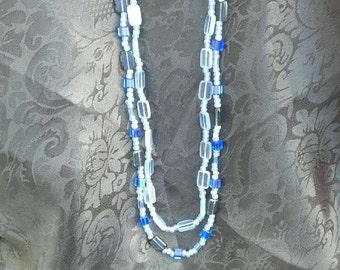 Blue Ice Double Strand