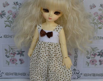 Overalls Nelly (5 models of overalls) [1/6 YoSD BJD.