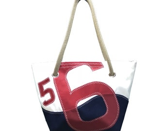 56 recycled sail bag