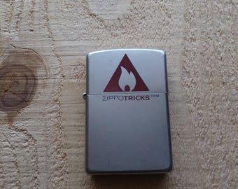 Zippo Tricks.Com Lighter