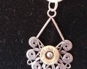 Beautiful art casing necklace I have one 380 and one 357