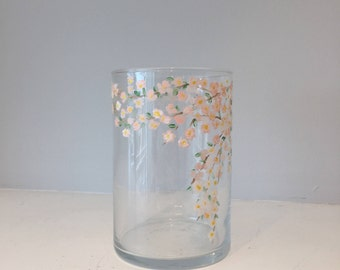 Little Vase with spring blooms