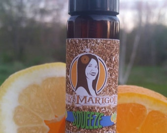 1 oz. 'Squeeze' Citrus blend Botanical Perfume Spray
