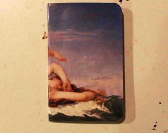 Birth of Venus Mini Notebook