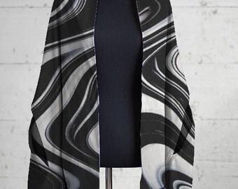 Licorice Multiwear Wrap
