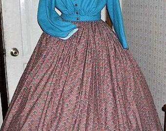 Womens Dress for Civil War Reenactment