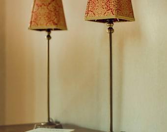 Lamps PYRAMIDS (pair)