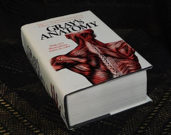 Gray's Anatomy Unabridged Running Press 1974 HB Medical Reference DJ FINE Condition