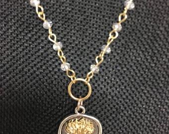 Tree of Life Rosary Pendant