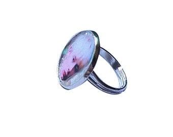 THOM YORKE glitter ring