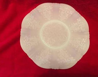 AMERICAN SWEETHEART MONAX 12 in Platter/Salver by MacBeth Evans