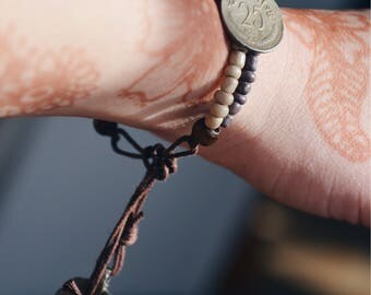 Viveka Coin Bracelet