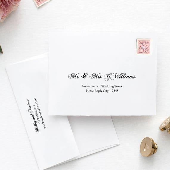 5x7 envelope template