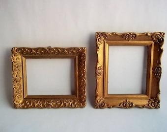 Vintage picture frames | Etsy