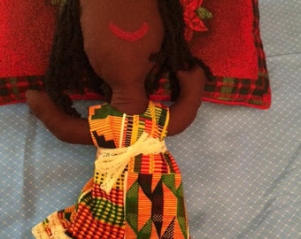Dolls Gifts  Boys  Girls  Africana  Cultural Toys Collectibles  Birthday  Holiday  Kwanzaa