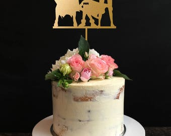 Wedding Cake Topper,Batman Family Cake Topper, Mr And Mrs Cake Topper, Custom Cake Topper,Batman silhouette Cake Topper, Superhero Topper