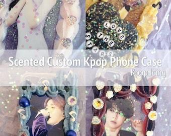 Custom Scented Kpop Decoden Phone Case