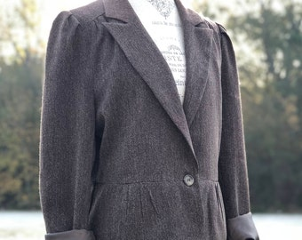 vintage womens blazer | size m