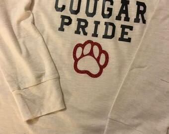 Cougar Pride Shirt