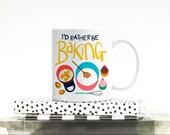 Baking Gift, Coffee Mug, ...
