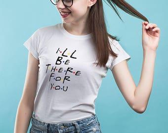Friends TV Show Friends tv shirt Friends sitcom Friends show Sitcom Friends apparel Nineties TV series Friends t shirt FRIENDS YP098