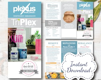plexus triplex brochure - digital file