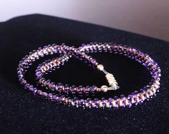 Lace Zipper bracelet