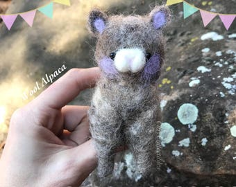 Kawaii Wool Alpaca