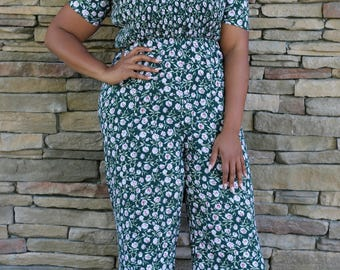 Mary Agnes Jumpsuit