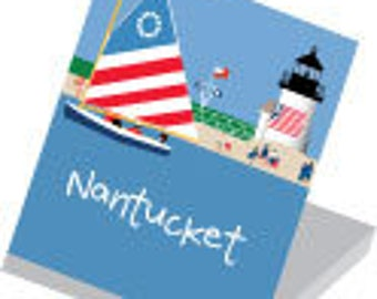 2018 Nantucket Jewel Case Calendar