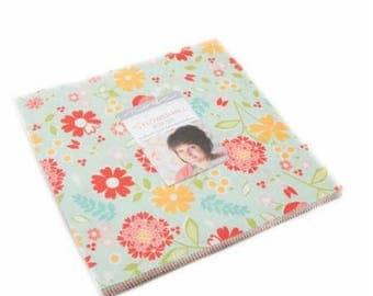 Layer Cake Flower Mill by Corey Yoder for Moda- 40 Fabrics