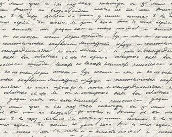 1/2 Yard Raise the Volume Capsules by Art  Gallery Fabrics- 8006  Lyricist's Diary