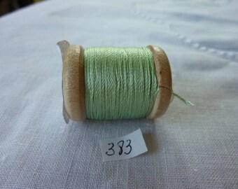 Beaded silk number 383