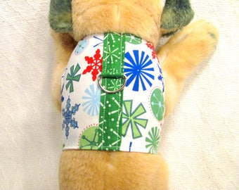 Teacup Dog Harness Etsy