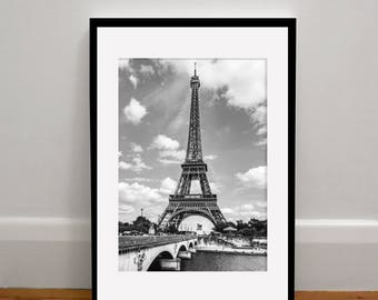 There's no place like Paris Print