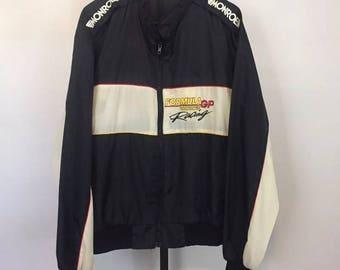 Vintage Racing Jacket Large