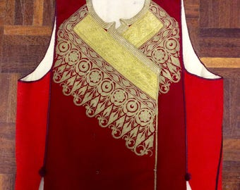 Stunning antique military or cemonial waistcoat