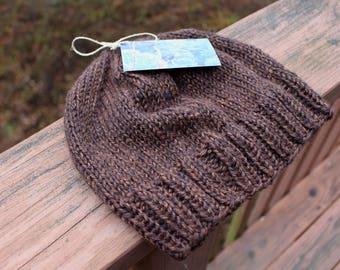 Winter Hat- Chestnut